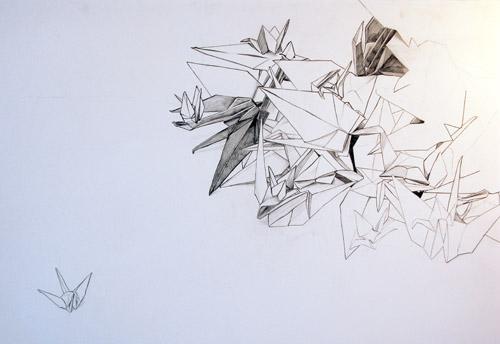 Paper Bird Origami
